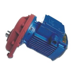 редуктор привода кран-балок повесных РВЦ80
